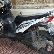 Honda Beat Plat B Jakarta
