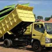 Dump Truck Mitsubishi Fe 74 Hd Tahun 2019