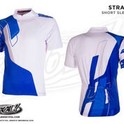 JERSEY SEPEDA POL!- STRATO SHORT SLEEVES