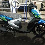 Xride 125 Abs Makassar Cash Kreediit