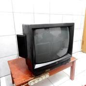 """Televisi J.V.C 20"""" Jernih Remot Suara Mantap Katapang Kab.Bandung"""