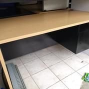 Meja Kantor Ukuran 1 Biro Besar Kuat Dan Kokoh