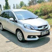 Super Ringan DP3Ojt Mobilio E/MT-2014 Top Kondisi-Siap Jalan Tanpa PR