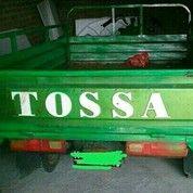 MOTOR RODA TIGA TOSSA HERCULES Tahun.2013