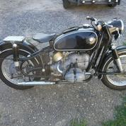 Motor Classic BMW R69S
