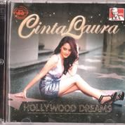 "CD Cinta Laura ""Hollywood Dream"""