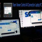 TeamViewer Remote Laptop PC Dari Handphone