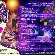 Open Screening PL/LC Internasional Exeutive Karaoke & Club