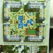 Kios Apartemen Green Bay Bayview Lokasi Ramai