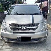 Hyundai H1 XG A/T Bsn Th 2009 Silver