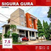 Rumah Kost 24 Kamar Di Sigura Gura Kota Malang _ 197.19