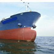 Kapal Kargo Thn 2013 Hub Bpk Ozy Via Wa & Tp
