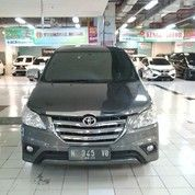 Grand New Innova G Bsn Mt 2015 Grey