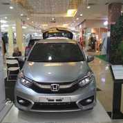New Honda Brio Satya E Cvt