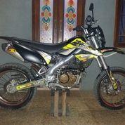Motor Trail D Triker Merk Kawasaki