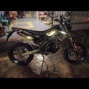 Kawasaki D-Tracker 150 2015 Special