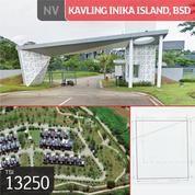 Kavling Inika Island, BSD, Tangerang, 288 M, PPJB