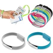 Kabel Data Gelang Charger Gelang Micro Usb