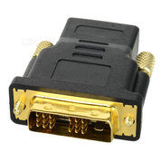 DVI 24+1 To VGA Converter DVI -D To VGA DVI To VGA Converter