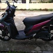 Mio S 2018 Merah Maroon