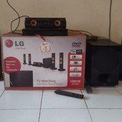 Honetheater Audio 5.1ch Systen Merk LG