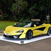 Harga McLaren 570s Spyder Di Jakarta