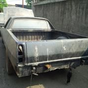 Unfinished Project Holden Belmont Ute HQ 1974