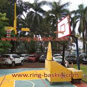 Ring Basket Portabel - Tidak Bisa Dilipat - Model NF-01