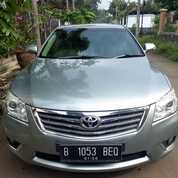 Toyota Camry V 2.4 Cc Facelift Th'2010 Automatic Service Record