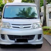 Daihatsu Luxio 1.5 Type D Th 2012 Silver Metalik