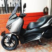 Yamaha XMAX 2017 Warna Abu Doff / Masculine Grey||Like New