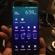 Samsung Galaxy S7 Flat Second Minus Kaca... Touchscreen Lancar
