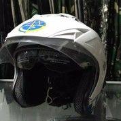 Helm Dishub Double Visor