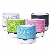 Mini Portable Speaker Bluetooth Wireless Dengan SUPERBASS Dan LED
