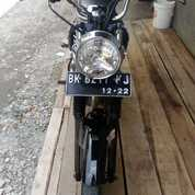 Yamaha Scorpio 223 CC Thn 2005 Surat Surat Lengkap Mesin Standar Body Mulus