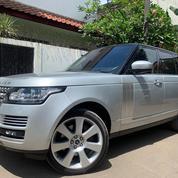 Range Rover Voque 5,0 AB 2013 Silver