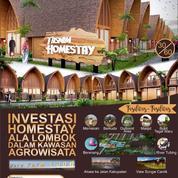 Villa Islami Design Lombok Di Bogor