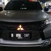 Bodykit All New Pajero Sport Limited Edition 2018