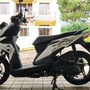 Motor Honda Beat Street 2018 Bandung Km 8rb Putih Mulus Samsat Bandung Kota