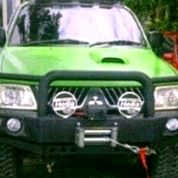 Bemper Arb Model Standart Mobil Triton.