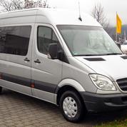 Mercedes-Benz Sprinter A3