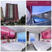 Condotel Fave Hotel Full Furnish Siap Huni