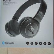 JBL DUET BT Headphones On- Ear Wireless Bluetooth Original Hitam