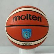 Bola Basket Basketball Molten SIZE 6 ORIGINAL Kulit