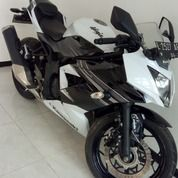 Motor Kawasaki Ninja Kondisi Bagus Dan JARANG DIPAKAI