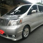 Premium Alphard Thn 2004 Km 70 Rb Aseliiii, Siap Pakai Mudik.