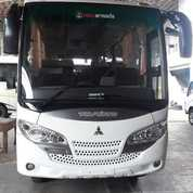 Bus Mitsubishi Medium 30seat Touristo Deluxe , Mitsubishi Bus Medium 30seat