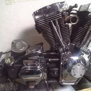 Mesin Motor HARLEY DAVIDSON ENGINE V-TWIN 5 SPEED