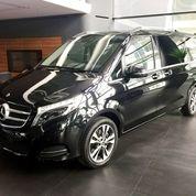 Mercedes Benz V220d 2018 Promo Leasing Tdp20%