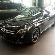 Mercedes Benz C200 Avantgarde 2019 Hitam Promo Leasing Tdp20% Harga Terbaik | Dealer Resmi